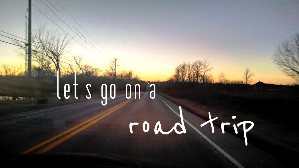 Head out on a road trip