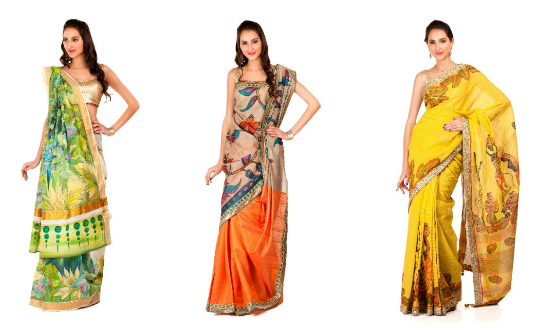 Launching Kashvi's new collection look book
