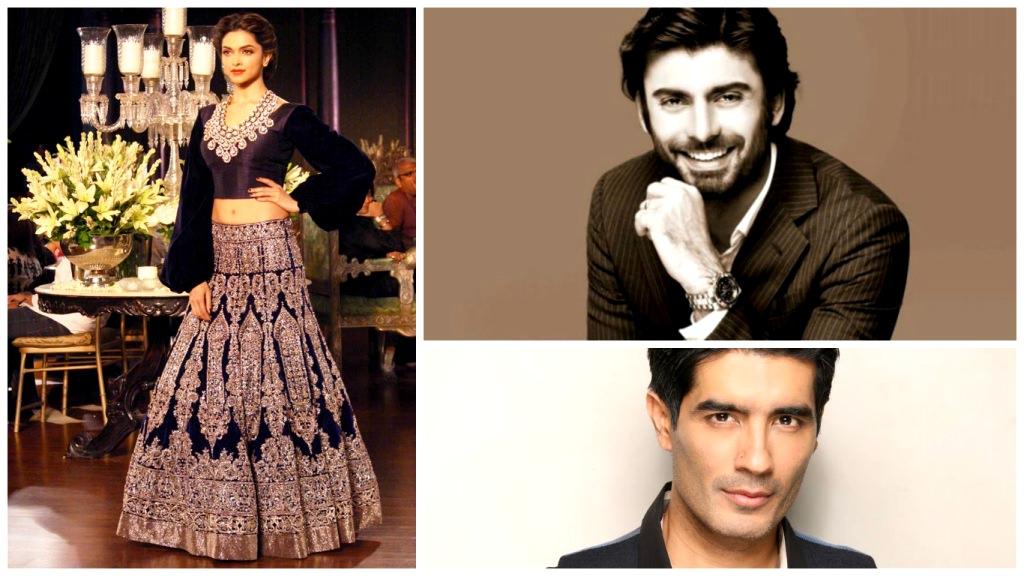 Fawad Khan & Deepika Padukone to dazzle at India Couture week for Manish Malhotra