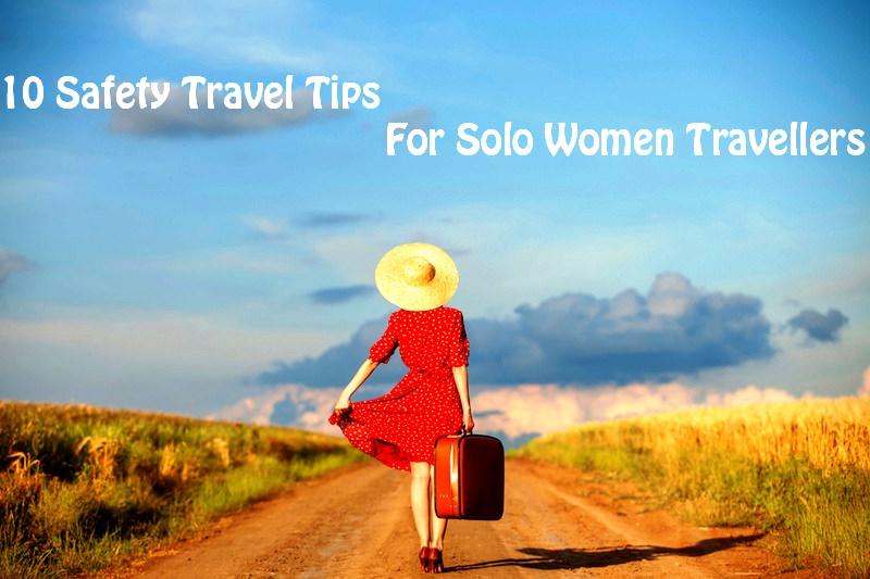 Travel tips for the wanderlust women