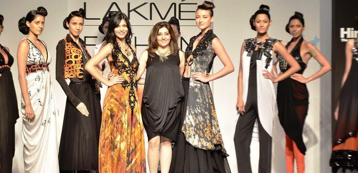 #MadeInIndia big at New York Fashion Week