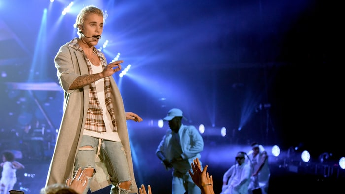 Justin Bieber to Hit India